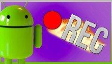 registrare lo schermo android
